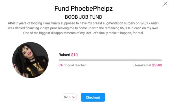 BoobieFundraiser